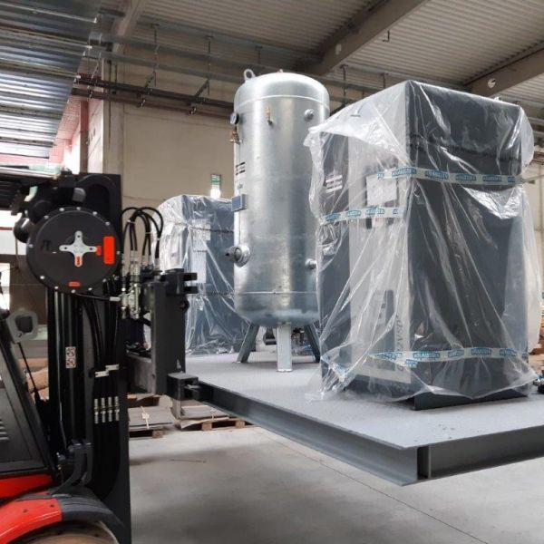 2 St. GA 26 VSD  mit Aufbereitung auf Grundrahmen
