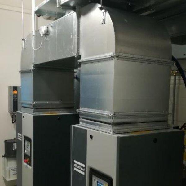 2 St. GA 15 VSD  frequenzgeregelt