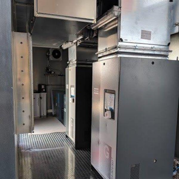 2 St. GA 30 VSD  frequenzgeregelt mit Aufbereitung im Container